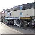 SY2998 : Axminster Jewellers, West Street, Axminster by Jaggery