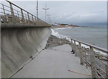 J3730 : Ramp at the southern end of the Central Promenade by Eric Jones