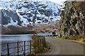 NN4907 : A walk by Loch Katrine by Jim Barton