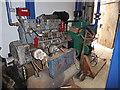 SX4773 : Robey Trust, Tavistock - compressor by Chris Allen