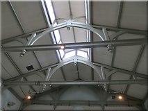 SU7273 : Roof Joists and skylight by Bill Nicholls