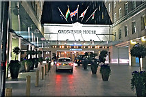 TQ2880 : Arriving at Grosvenor House by Anthony O'Neil