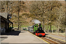 NY1700 : Arriving at Dalegarth by Peter Trimming