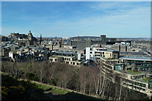 NT2674 : From The Calton Hill by Mary and Angus Hogg