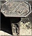 TL5338 : Milepost, Saffron Walden by MilestoneSociety