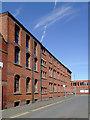 SO9198 : Factory buildings in Vicarage Road, Wolverhampton by Roger  Kidd