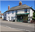 SX9688 : D.Mortimore, High Street, Topsham by Jaggery