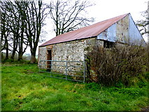 H5371 : Old shed, Bracky by Kenneth  Allen