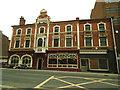 SJ7687 : The Station Hotel, Altrincham  by Stephen Craven
