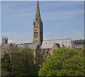 ST7564 : Roman Catholic Church of St John by N Chadwick