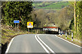 SO0746 : A470 Entering Abernant by David Dixon
