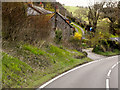 SO0647 : A470, Henallt Cottages by David Dixon