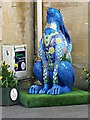 SU1093 : Cotswold Hare Trail, Prior Park School, Cricklade (1) by Brian Robert Marshall
