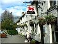SU1093 : Red Lion Inn, High Street, Cricklade by Brian Robert Marshall