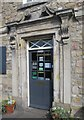NY9864 : Entrance to Heron House, Hill Street by Mike Quinn