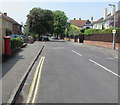 ST3050 : Gore Road, Burnham-on-Sea by Jaggery