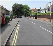 ST3050 : Gore Road, Burnham-on-Sea by Jaggery