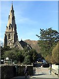 NY3704 : St Mary's Church, Ambleside by Andrew Curtis