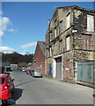 SE1422 : Grove Mills, Grove Street, Clifton (Brighouse) by Humphrey Bolton