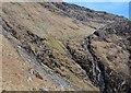 NH0217 : Amphitheatre of the Allt Grannda by Jim Barton