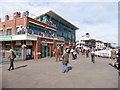 ST2321 : The Grandstands at Taunton Racecourse by Roger Cornfoot