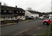 ST2896 : Maendy Wood Rise, West Pontnewydd, Cwmbran by Jaggery