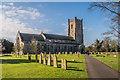 TF8115 : St.James' Church, Castle Acre by Kim Fyson
