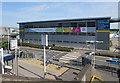 SU4416 : Southampton Airport passenger terminal building by Jaggery