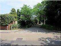 ST3049 : The Grove, Burnham-on-Sea by Jaggery
