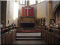 TA0388 : St Columba's Church, Scarborough - chancel by Stephen Craven