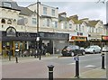 SX8960 : Paignton, Henrys Bar by Mike Faherty