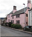 SO6023 : Pink house, Alton Street, Ross-on-Wye by Jaggery