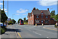 SK0505 : Former Warrener's Arms, corner of High Street and Ogley Road, Brownhills by Robin Stott