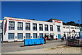 SZ0990 : Fish and chip restaurant on the seafront by Barry Shimmon