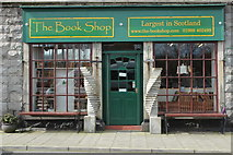 NX4355 : The Book Shop, Wigtown by Billy McCrorie