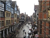 SJ4066 : Eastgate Street, Chester by Graham Robson