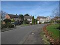 TG0040 : The Cornfield, Langham by Hugh Venables
