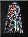 TQ4640 : St Mary Magdalene, Cowden: stained glass window (b) by Basher Eyre