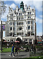 TQ2980 : Queen's House, Leicester Square by Julian Osley