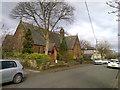 NS6568 : Stepps Parish Church by Elliott Simpson
