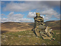 NY5201 : Summit cairn, Whiteside Pike by Karl and Ali