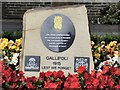 SD8913 : Gallipoli stone by Gerald England