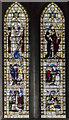 TA1767 : Moses & David window, Bridlington Priory by Julian P Guffogg