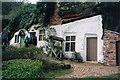 SO8383 : Holy Austin houses - Kinver, Staffordshire by Martin Richard Phelan