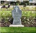 SD8913 : Ukrainian Famine Memorial by Gerald England