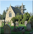 SP5175 : Former cemetery chapel, Clifton Road Cemetery, Rugby by Julian Osley