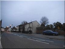 TM1822 : Frinton Road, Thorpe-le-Soken by David Howard