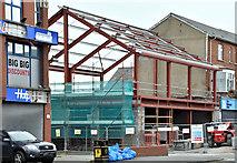 J3674 : Nos 58-60 Holywood Road, Belfast - April 2017(2) by Albert Bridge