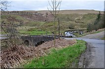 NY5083 : Kershope Bridge by Jim Barton