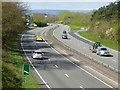 SO4408 : The A449 dual carriageway by Philip Halling